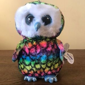 Ty Beanie Boo's Aria, made for Claire's